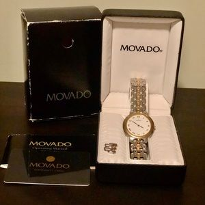 Movado Men's Stainless Watch